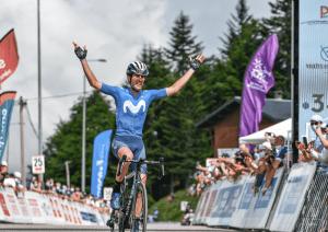 Le Mourtis victoire d'Antonio Pedrero sur La route d'Occitanie