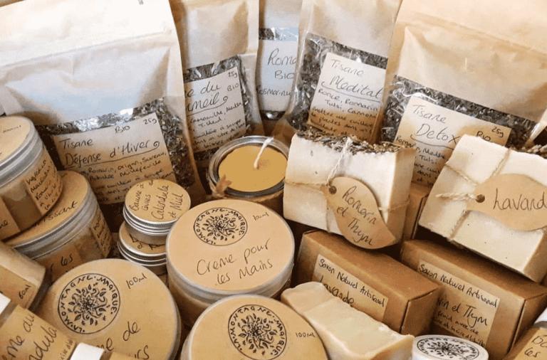 Les produits de La ferme magique à Labach de Melles