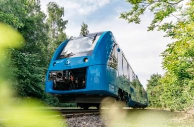 Train à hydrogène Alstom Occitanie Luchon