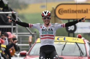 Patrick Konrad vainqueur Tour de France Saint-Gaudens
