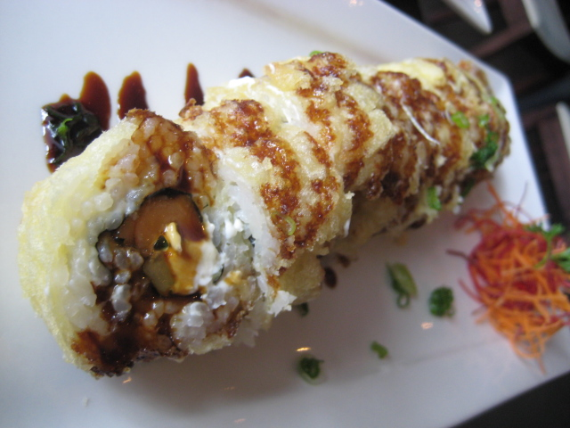 Kumori Sushi & Teppanyaki | San Antonio, Texas | Fried Philly Roll