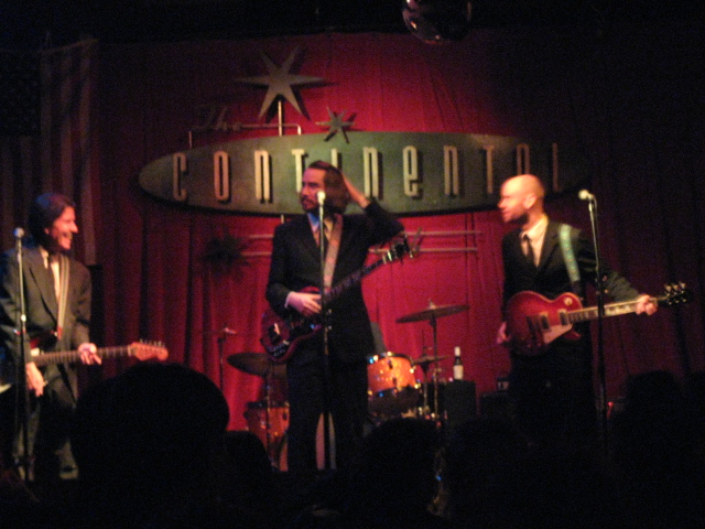 The Beetles at The Continental Club - Houston, Texas