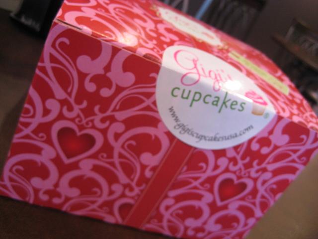 Gigi's Cupcakes | San Antonio, Texas | Valentine Box