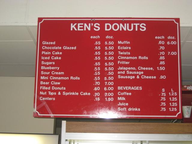 Ken's Donuts | Austin, Texas