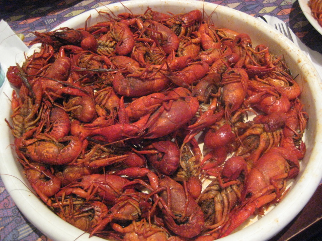 Fish City Grill | San Antonio, Texas | Crawfish