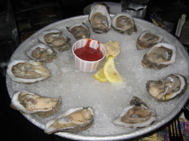 Pappadeaux Seafood Kitchen | San Antonio, Texas | Oysters
