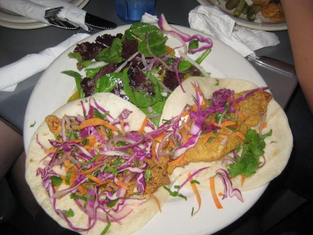 Brasil | Houston, Texas | Fried Catfish Tacos