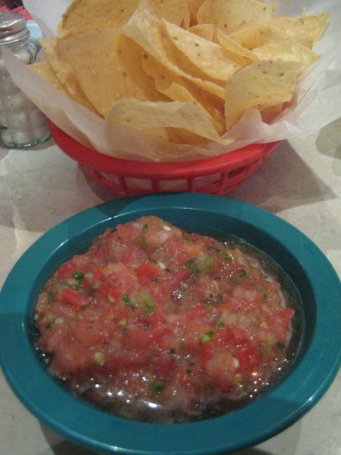 Chuy's | Houston, Texas | Chips and Salsa