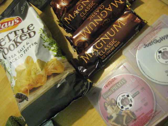 Movie Night Goodies