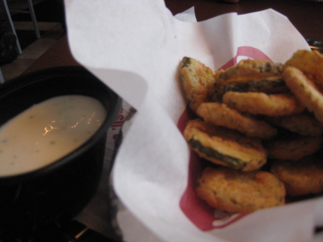 Smashburger | San Antonio, Texas | Fried Pickles