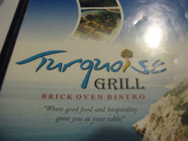 Turquoise Grill | Houston, Texas