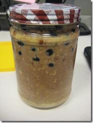 Oatmeal in a Jar