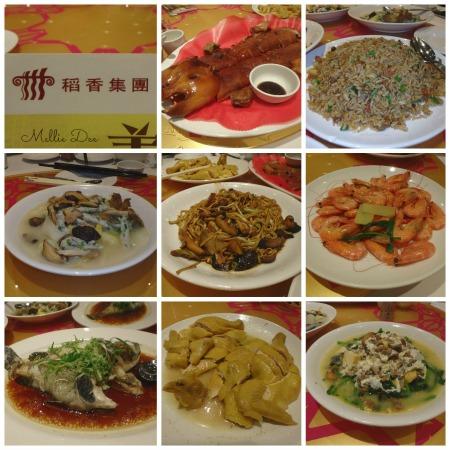 Hong Kong Dinner