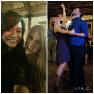 Amanda & Brent Wedding - Sara and Will