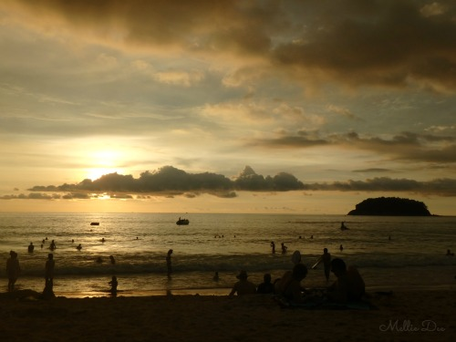 Kata Beach Sunset | Phuket, Thailand