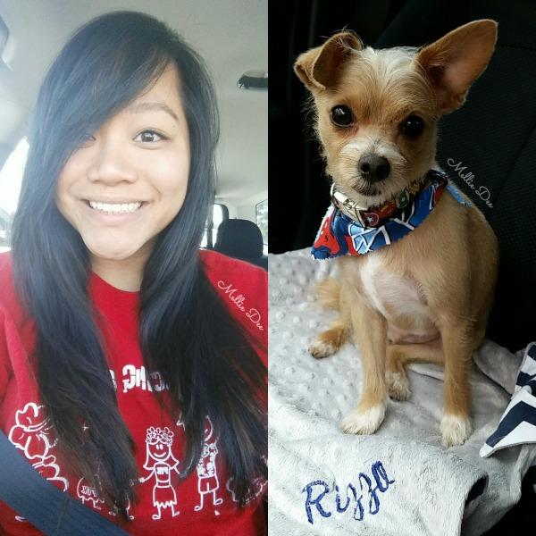 Mellie Dee & Rizzo Haircut