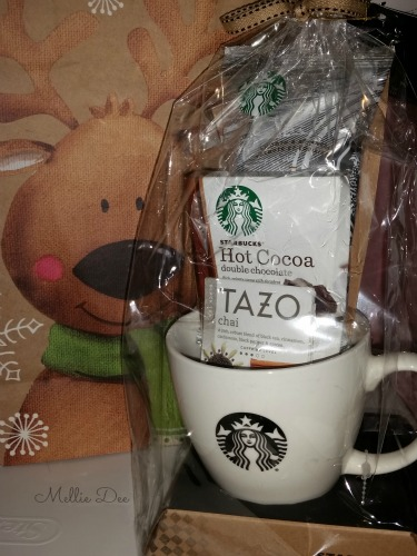 Starbucks Christmas Gift