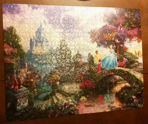 Puzzle Mallory Trey