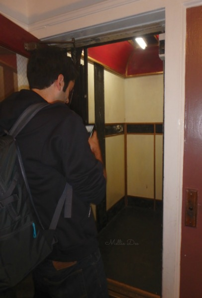 AirBnB Elevator | Scruffy | Seattle, Washington