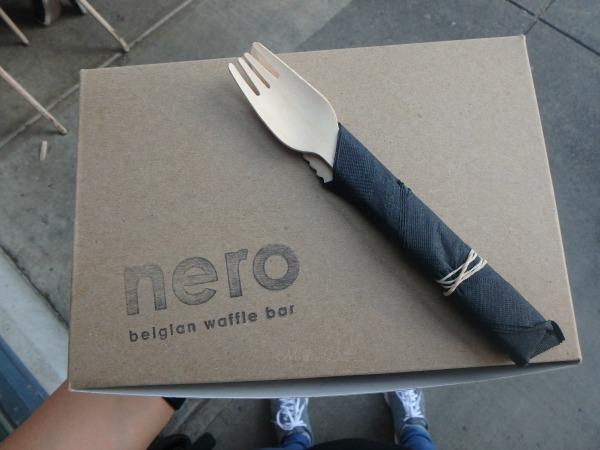 Nero Belgian Waffle Bar | Vancouver, Canada