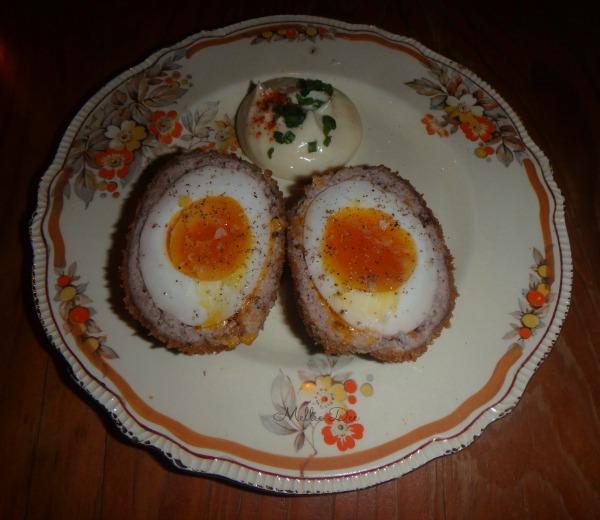 Pourhouse Restaurant   Vancouver, Canada   Scotch Eggs