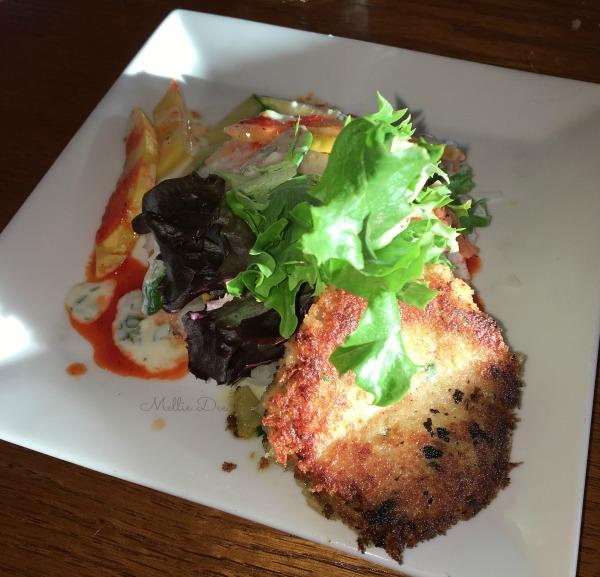 Ray's Boathouse | Seattle, Washington | Dungeness Crab Cakes