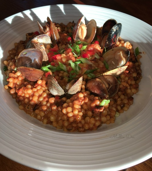Ray's Boathouse | Seattle, Washington | Seafood Fregola Sarda Pasta