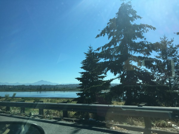 Seattle, Washington to Vancouver, Canada Drive