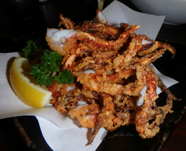 Shiro's Sushi | Seattle, Washington | Geso Kara-age Fried Squid Legs