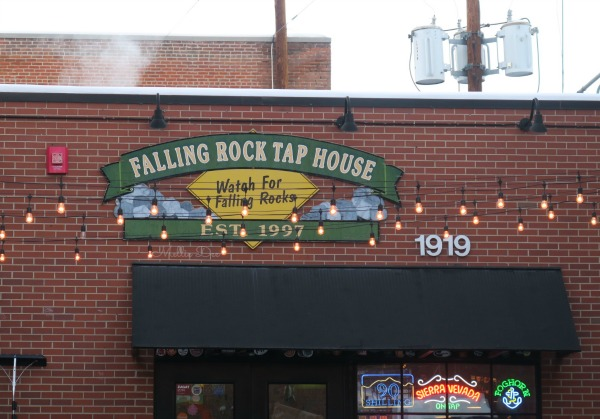 Falling Rock Tap House | Denver, Colorado