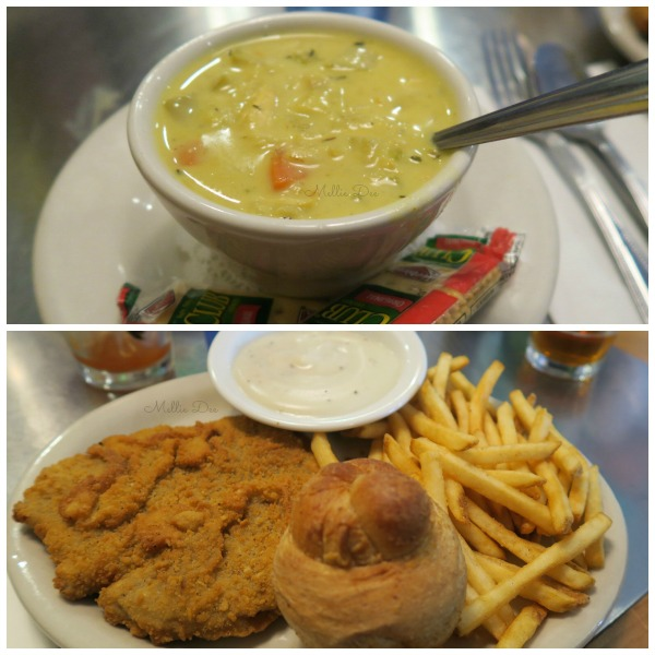 Sunshine Cafe | Silverthorne, Colorado | Chicken Fried Steak & Curry Soup