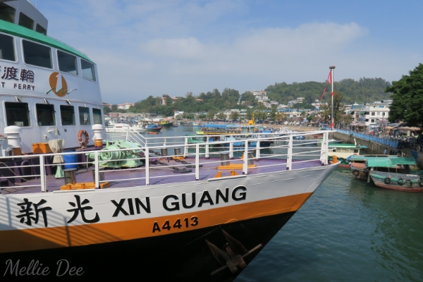 Cheung Chau, Hong Kong | Ferry Docked