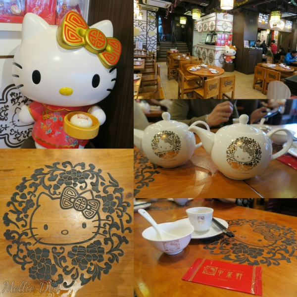 Hello Kitty Cafe | Hong Kong | Decorations