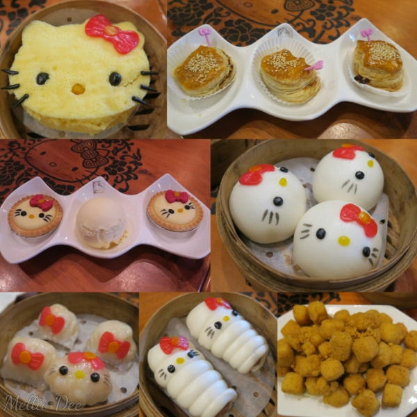 Hello Kitty Cafe | Hong Kong | Dim Sum