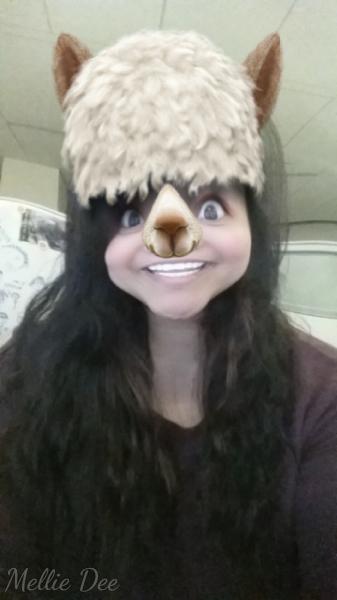 Snapchat Lamb | Mellie Dee