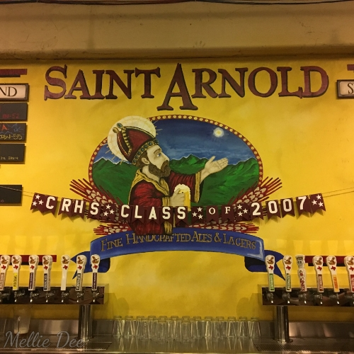 10 Year High School Reunion | Saint Arnold's Brewery | Houston, Texas