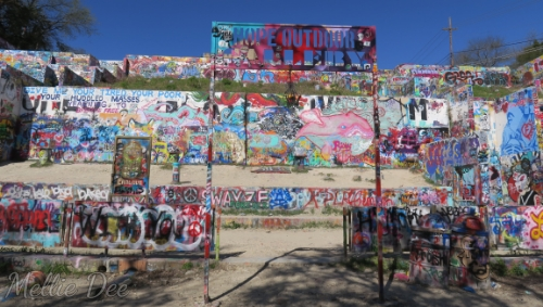 Hope Outdoor Gallery | Austin, Texas | Graffiti Wall