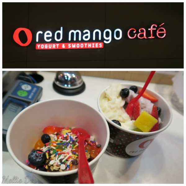 Red Mango Cafe | Sugar Land, Texas | Frozen Yogurt