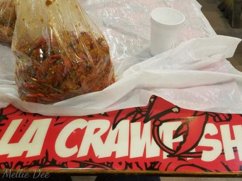 LA Crawfish | Houston, Texas
