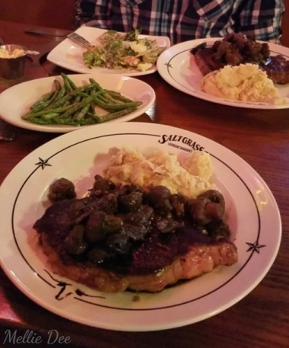 Saltgrass Steakhouse | Houston, Texas | Ribeye Steak