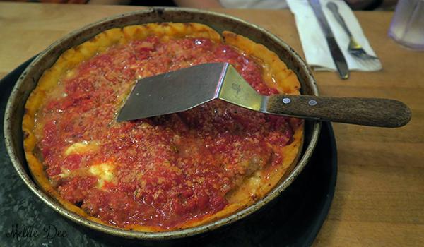 Lou Malnati's Pizzeria | Chicago, Illinois | The Malnati Chicago Classic Large Pizza