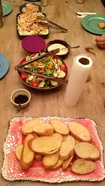 2018   030/365   Family Dinner at Scruffy's
