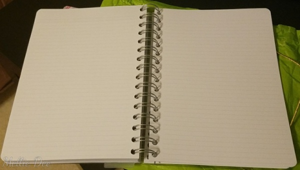 Personal Planner | Lined Page