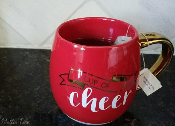 Yogi Tea Cup of Cheer