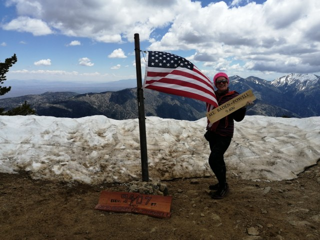 Pacific-crest-trail-mount-baden-powell