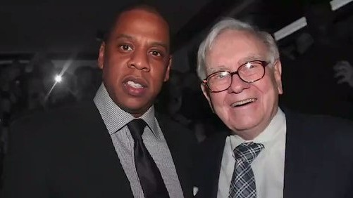 Warren Buffett talks principles of investing with Jay-Z and Forbes