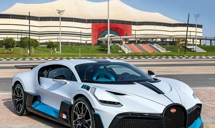 Qatar receives it's first Bugatti DIVO – a $6million car