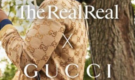 gucci and the realreal
