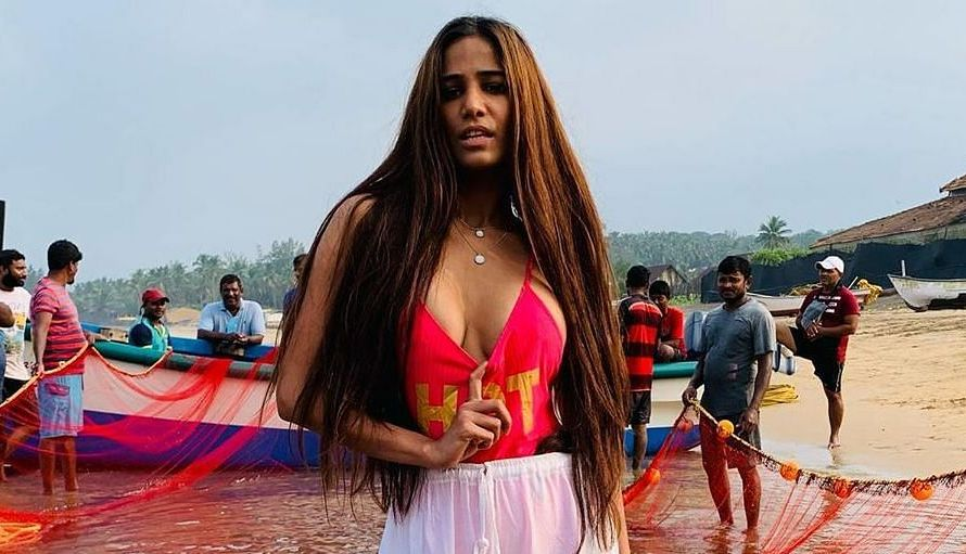 Poonam Pandey an Indian movie star has been arrested for Porn photoshoot