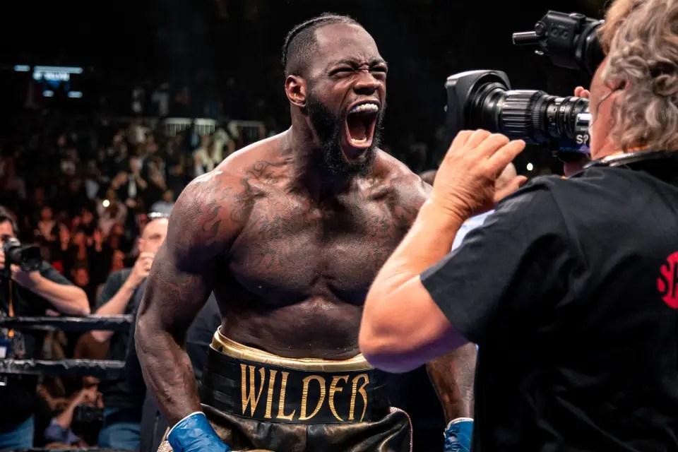 Deontay Wilder vs Dominic Breazeale May 18  2019 05 18 2019 Fight Ryan Hafey   Premier Boxing Champions